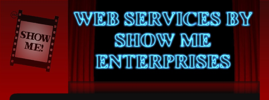 website services by Show Me! logo